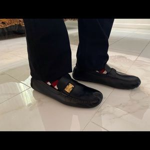 Louis Vuitton loafers/slip-ons